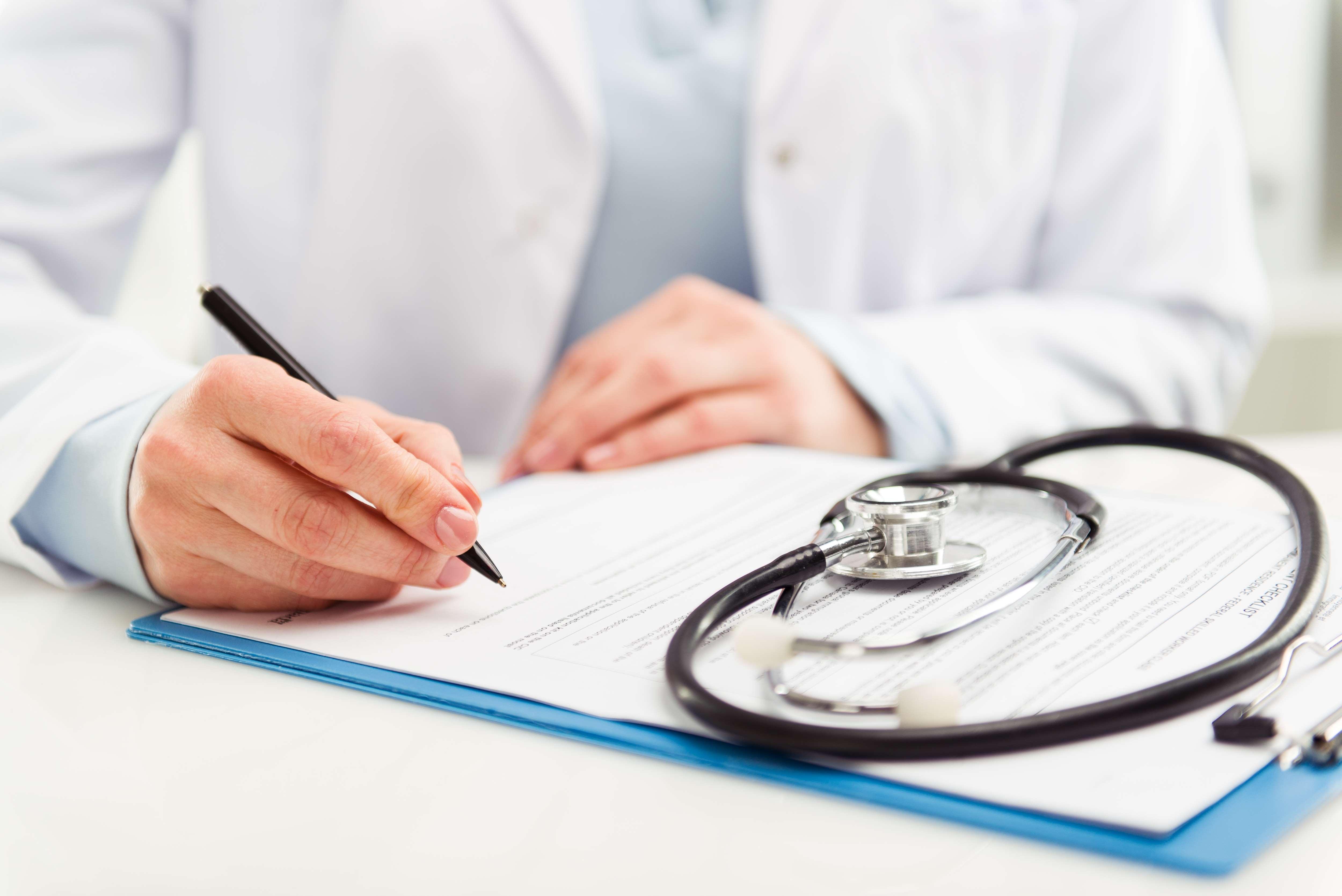 Skierowanie na badania lekarskie 2021. Pobierz darmowy wzór.
