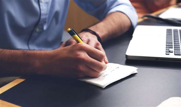 Tame the chaos with good note taking skills. [4 TIPS]